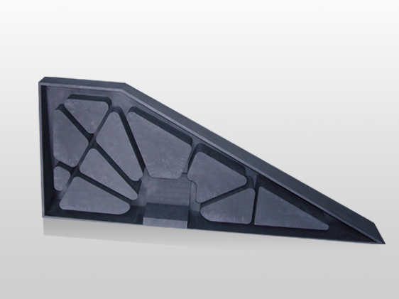 Graphite Mould for Airplane Wing